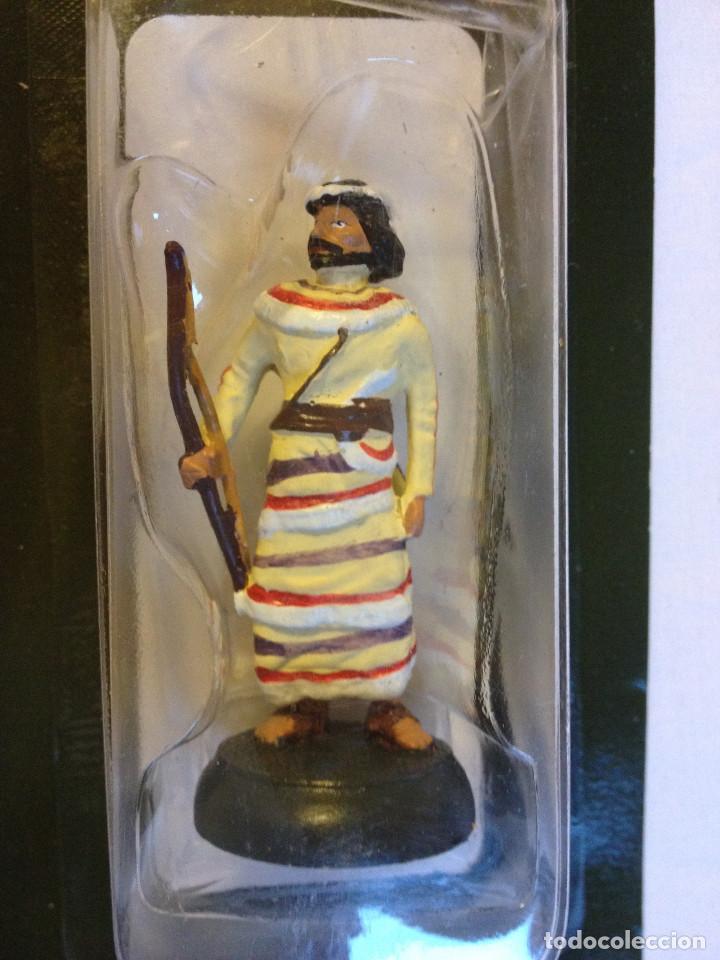 Juguetes Antiguos: Soldados plomo- Guerreros a pie de ALMIRAL PALAU- Colección- 78 soldados- - Foto 5 - 115146071