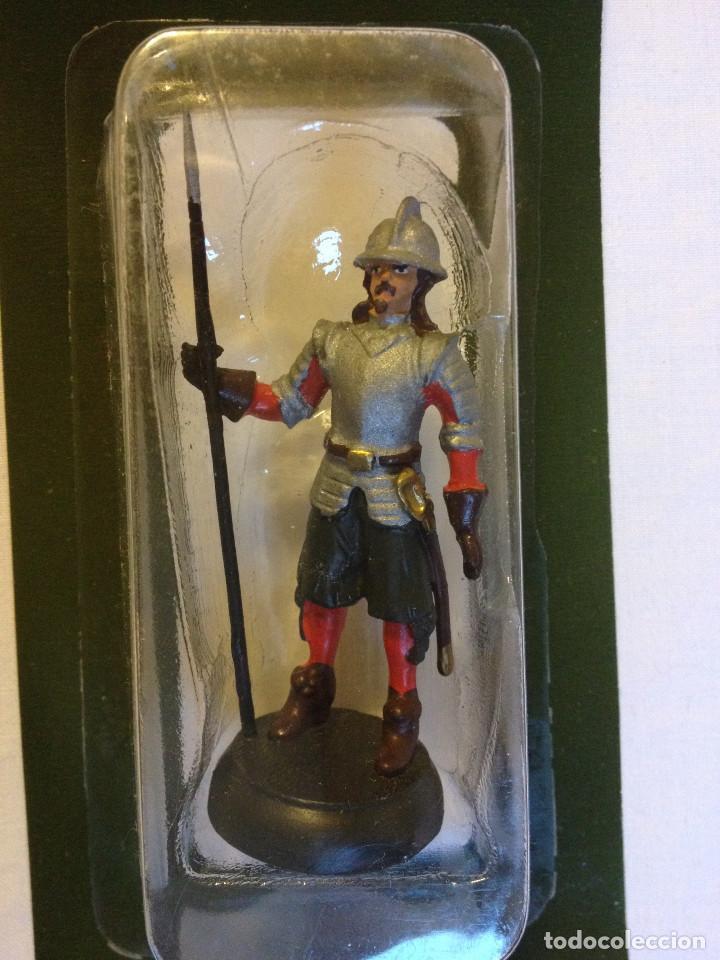 Juguetes Antiguos: Soldados plomo- Guerreros a pie de ALMIRAL PALAU- Colección- 78 soldados- - Foto 8 - 115146071