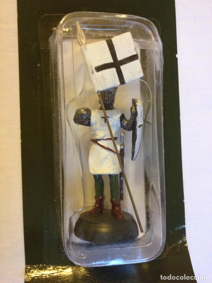 Juguetes Antiguos: Soldados plomo- Guerreros a pie de ALMIRAL PALAU- Colección- 78 soldados- - Foto 9 - 115146071