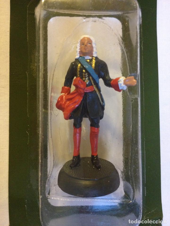 Juguetes Antiguos: Soldados plomo- Guerreros a pie de ALMIRAL PALAU- Colección- 78 soldados- - Foto 10 - 115146071