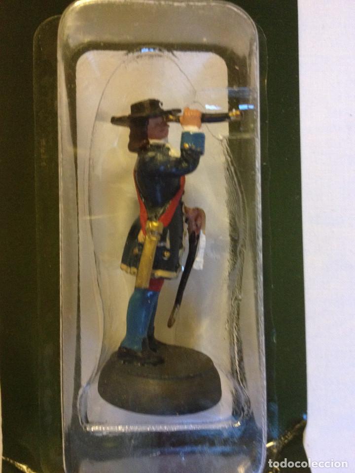 Juguetes Antiguos: Soldados plomo- Guerreros a pie de ALMIRAL PALAU- Colección- 78 soldados- - Foto 13 - 115146071