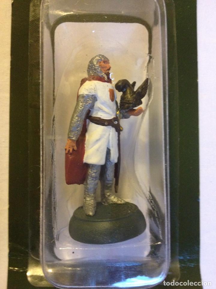 Juguetes Antiguos: Soldados plomo- Guerreros a pie de ALMIRAL PALAU- Colección- 78 soldados- - Foto 16 - 115146071