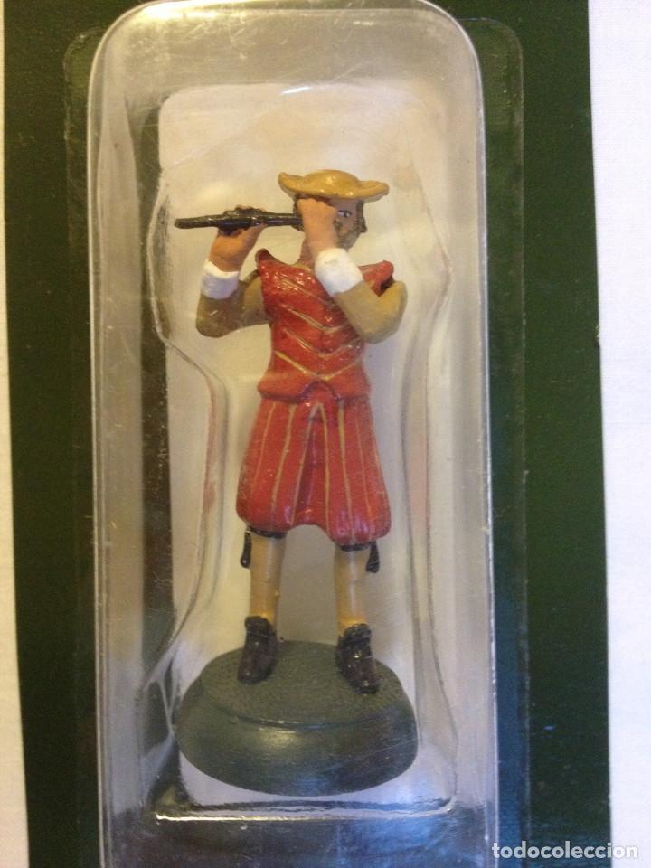 Juguetes Antiguos: Soldados plomo- Guerreros a pie de ALMIRAL PALAU- Colección- 78 soldados- - Foto 17 - 115146071
