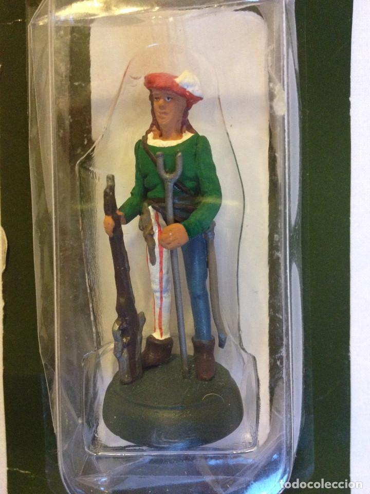 Juguetes Antiguos: Soldados plomo- Guerreros a pie de ALMIRAL PALAU- Colección- 78 soldados- - Foto 20 - 115146071