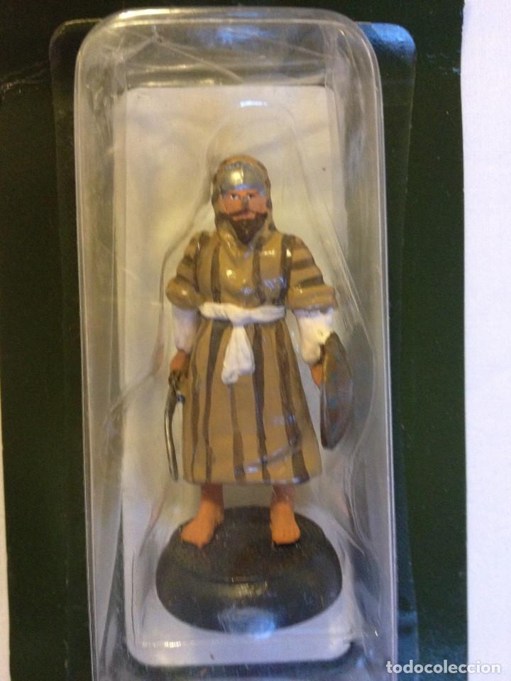 Juguetes Antiguos: Soldados plomo- Guerreros a pie de ALMIRAL PALAU- Colección- 78 soldados- - Foto 23 - 115146071