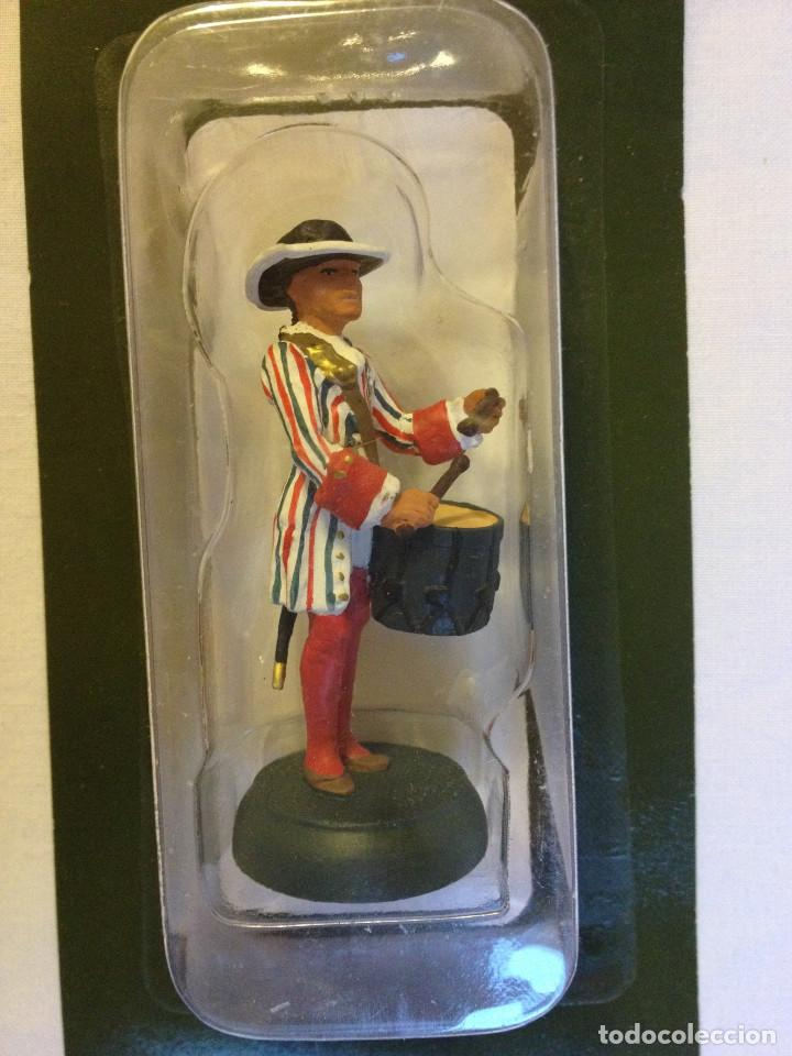 Juguetes Antiguos: Soldados plomo- Guerreros a pie de ALMIRAL PALAU- Colección- 78 soldados- - Foto 26 - 115146071