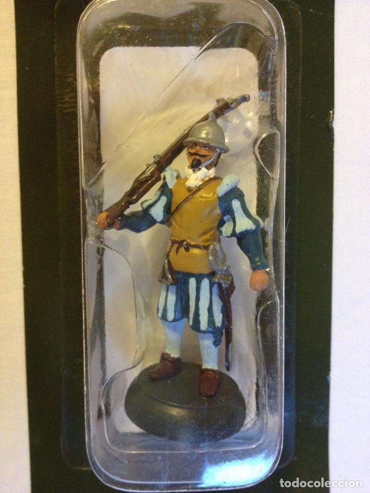 Juguetes Antiguos: Soldados plomo- Guerreros a pie de ALMIRAL PALAU- Colección- 78 soldados- - Foto 28 - 115146071