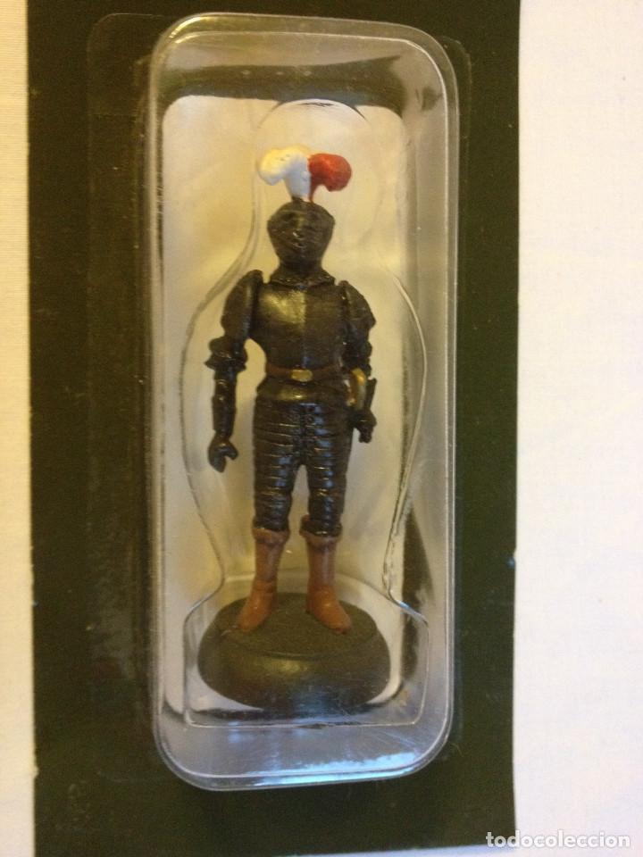 Juguetes Antiguos: Soldados plomo- Guerreros a pie de ALMIRAL PALAU- Colección- 78 soldados- - Foto 30 - 115146071