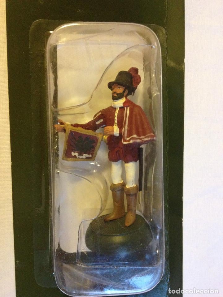 Juguetes Antiguos: Soldados plomo- Guerreros a pie de ALMIRAL PALAU- Colección- 78 soldados- - Foto 32 - 115146071