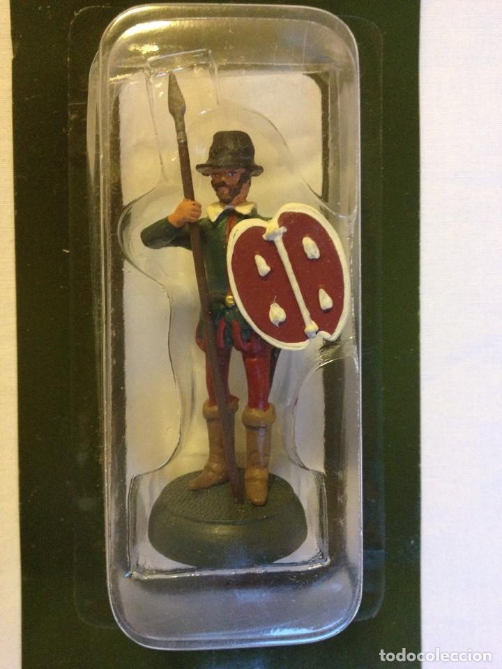 Juguetes Antiguos: Soldados plomo- Guerreros a pie de ALMIRAL PALAU- Colección- 78 soldados- - Foto 33 - 115146071