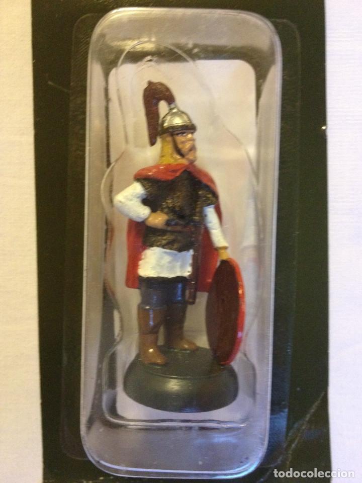 Juguetes Antiguos: Soldados plomo- Guerreros a pie de ALMIRAL PALAU- Colección- 78 soldados- - Foto 34 - 115146071