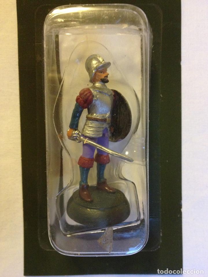 Juguetes Antiguos: Soldados plomo- Guerreros a pie de ALMIRAL PALAU- Colección- 78 soldados- - Foto 37 - 115146071