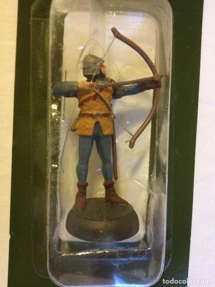 Juguetes Antiguos: Soldados plomo- Guerreros a pie de ALMIRAL PALAU- Colección- 78 soldados- - Foto 38 - 115146071