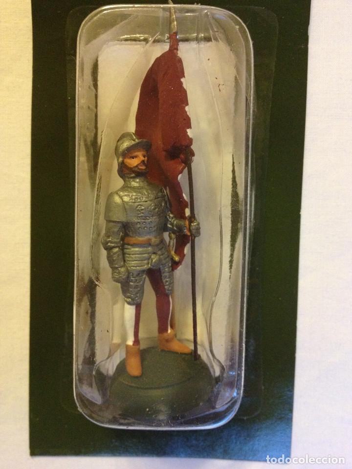 Juguetes Antiguos: Soldados plomo- Guerreros a pie de ALMIRAL PALAU- Colección- 78 soldados- - Foto 39 - 115146071