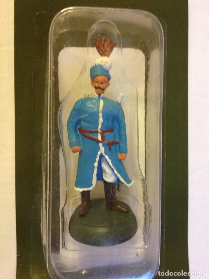 Juguetes Antiguos: Soldados plomo- Guerreros a pie de ALMIRAL PALAU- Colección- 78 soldados- - Foto 43 - 115146071