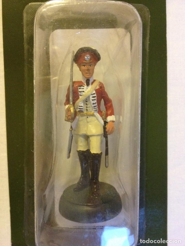 Juguetes Antiguos: Soldados plomo- Guerreros a pie de ALMIRAL PALAU- Colección- 78 soldados- - Foto 48 - 115146071