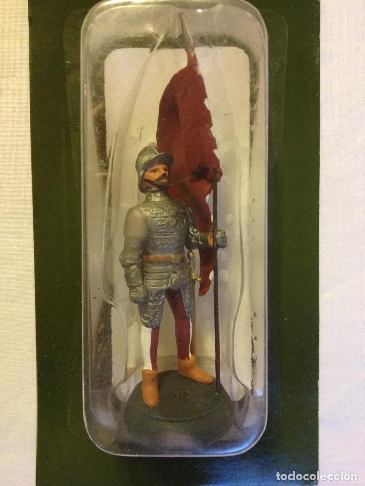 Juguetes Antiguos: Soldados plomo- Guerreros a pie de ALMIRAL PALAU- Colección- 78 soldados- - Foto 55 - 115146071