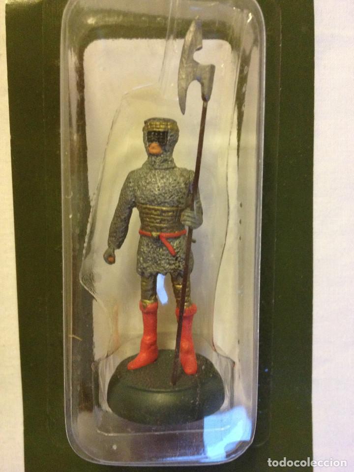 Juguetes Antiguos: Soldados plomo- Guerreros a pie de ALMIRAL PALAU- Colección- 78 soldados- - Foto 56 - 115146071