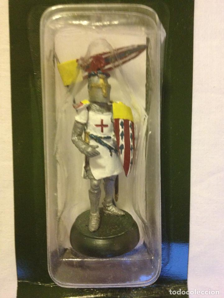 Juguetes Antiguos: Soldados plomo- Guerreros a pie de ALMIRAL PALAU- Colección- 78 soldados- - Foto 61 - 115146071