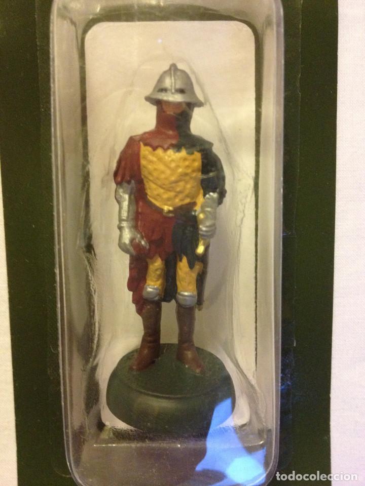 Juguetes Antiguos: Soldados plomo- Guerreros a pie de ALMIRAL PALAU- Colección- 78 soldados- - Foto 62 - 115146071
