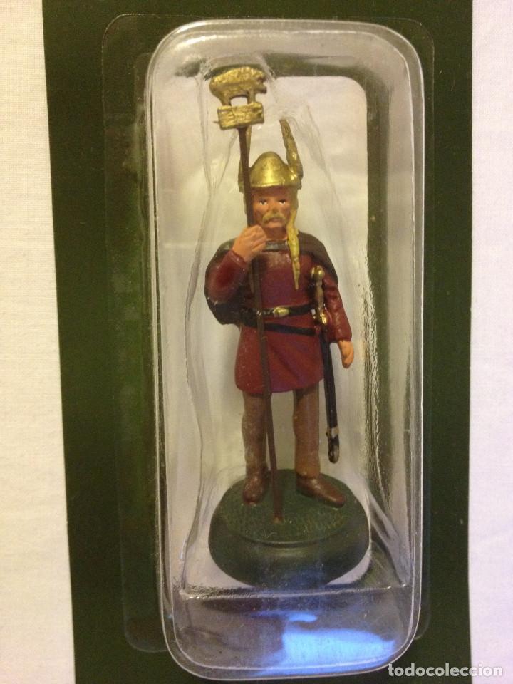Juguetes Antiguos: Soldados plomo- Guerreros a pie de ALMIRAL PALAU- Colección- 78 soldados- - Foto 63 - 115146071