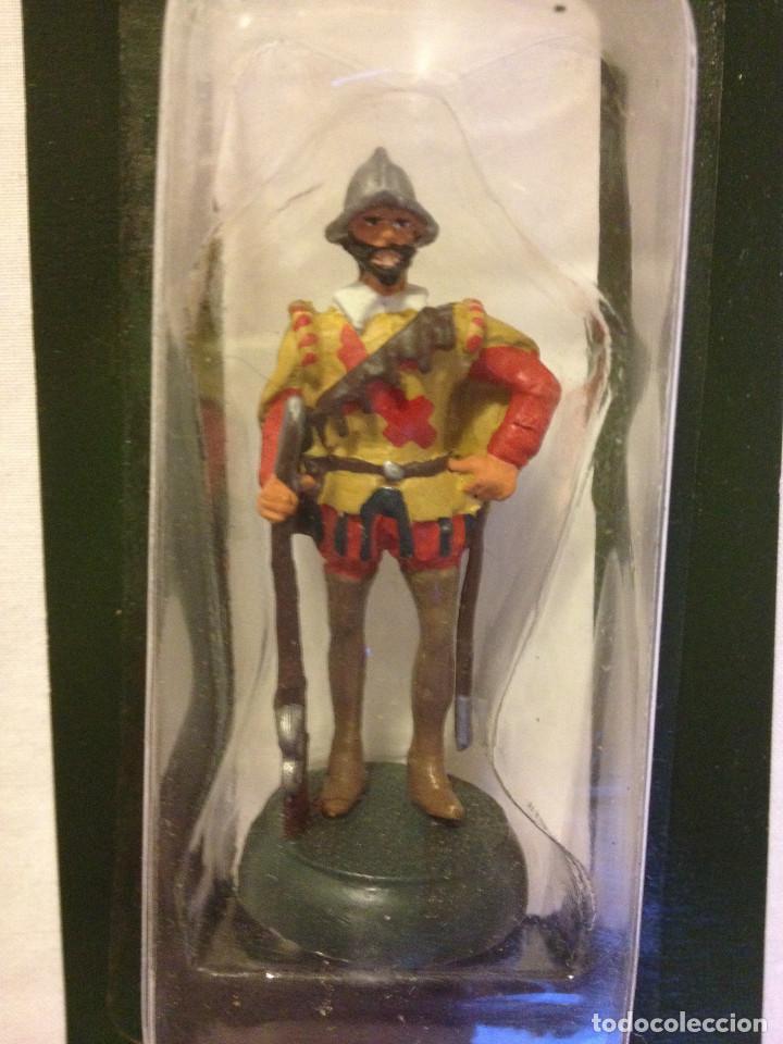 Juguetes Antiguos: Soldados plomo- Guerreros a pie de ALMIRAL PALAU- Colección- 78 soldados- - Foto 71 - 115146071