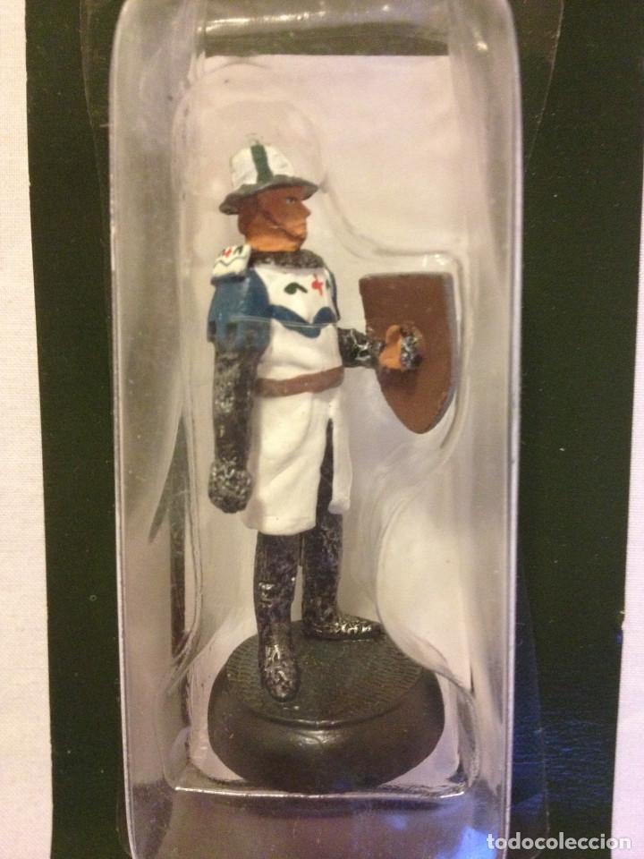 Juguetes Antiguos: Soldados plomo- Guerreros a pie de ALMIRAL PALAU- Colección- 78 soldados- - Foto 72 - 115146071