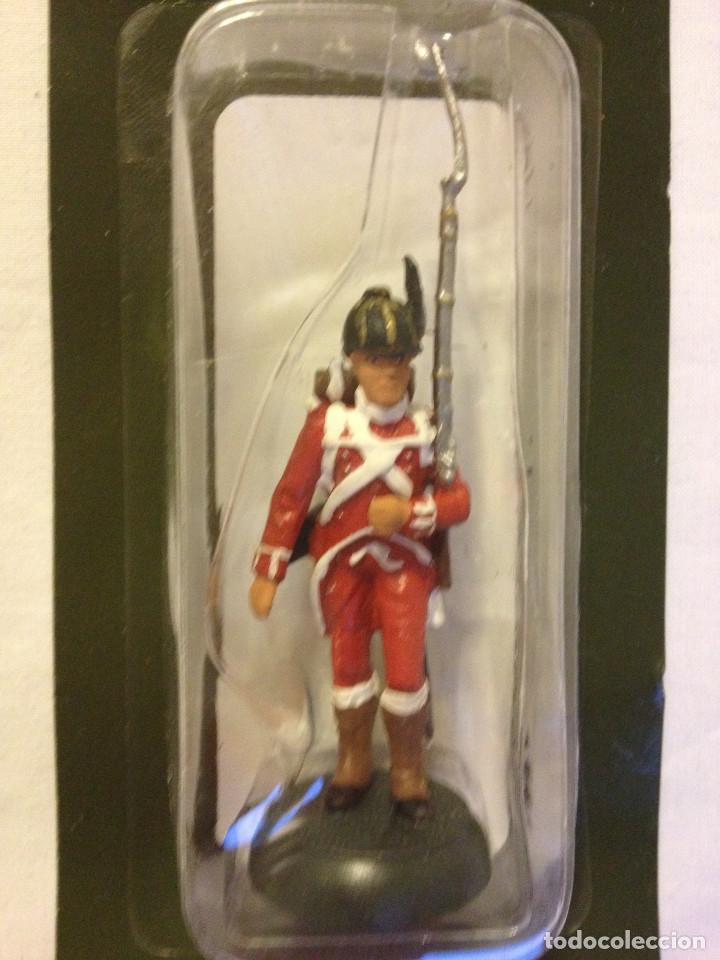 Juguetes Antiguos: Soldados plomo- Guerreros a pie de ALMIRAL PALAU- Colección- 78 soldados- - Foto 73 - 115146071