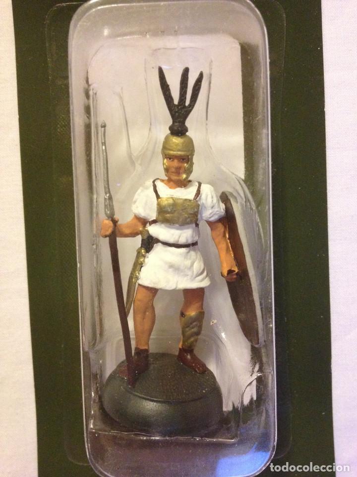 Juguetes Antiguos: Soldados plomo- Guerreros a pie de ALMIRAL PALAU- Colección- 78 soldados- - Foto 76 - 115146071