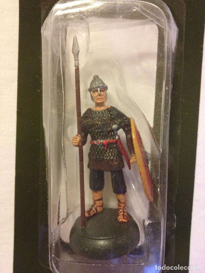 Juguetes Antiguos: Soldados plomo- Guerreros a pie de ALMIRAL PALAU- Colección- 78 soldados- - Foto 80 - 115146071