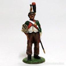 Juguetes Antiguos: SOLDADO DE PLOMO - 1:30 - GUERRAS NAPOLEONICAS - DRAGON FRANCES 1810 - DEL PRADO. Lote 115247479