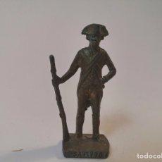 Juguetes Antiguos: SOLDADITO DE PLOMO PEQUEÑO. Lote 115630942