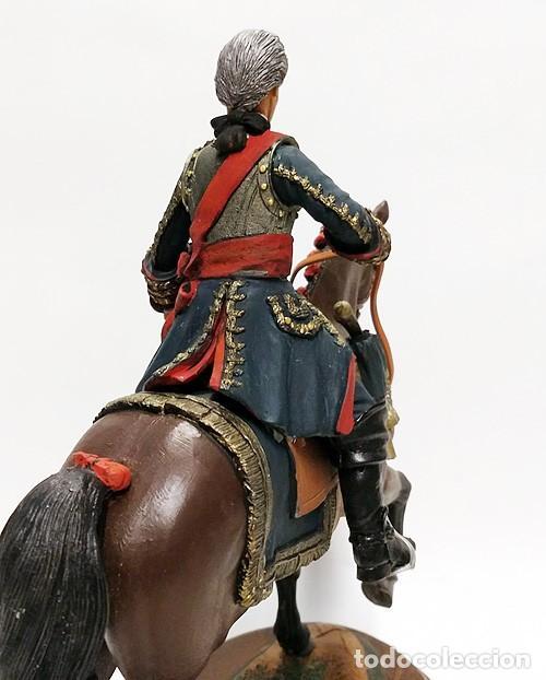 Juguetes Antiguos: SOLDADO DE PLOMO - 90 MM - BENEITO - CAPITAN GENERAL DEL EJERCITO ESPAÑOL 1746 FIGURA MINIATURA 90MM - Foto 6 - 115743087