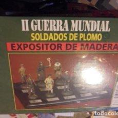 Juguetes Antiguos: EXPOSITOR DE MADERA II GUERRA MUNDIAL / Nº 4 / PRECINTADO STOCK TIENDA. Lote 117614251