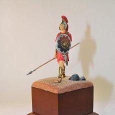 Juguetes Antiguos: FIGURA - SOLDADO DE PLOMO GUERRERO IBERO ANDREA 1/32. Lote 118421847