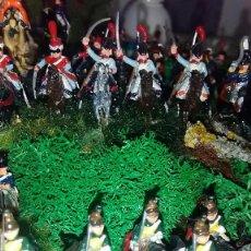 Juguetes Antiguos: SOLDADITOS DE PLOMO. Lote 120063479