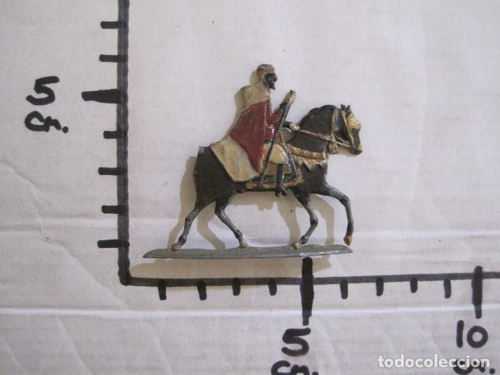 Juguetes Antiguos: GUARDIA MORA FRANCO CON COCHE - SOLDADOS PLOMO PLANOS -VER FOTOS-(V-14.435) - Foto 45 - 120536867