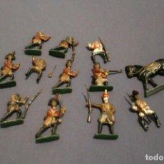 Juguetes Antiguos: SOLDADOS DE PLOMO. Lote 121000755