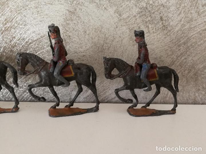 Juguetes Antiguos: HUSARES DE PAVIA CASANELLAS - Foto 2 - 126126395