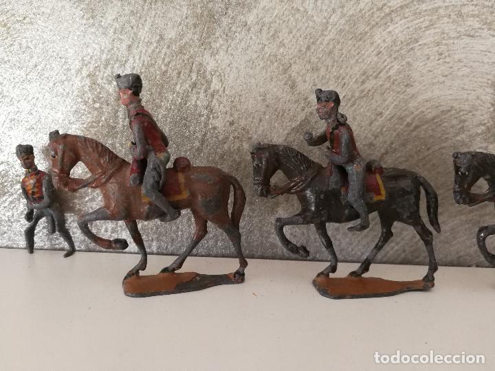 Juguetes Antiguos: HUSARES DE PAVIA CASANELLAS - Foto 3 - 126126395