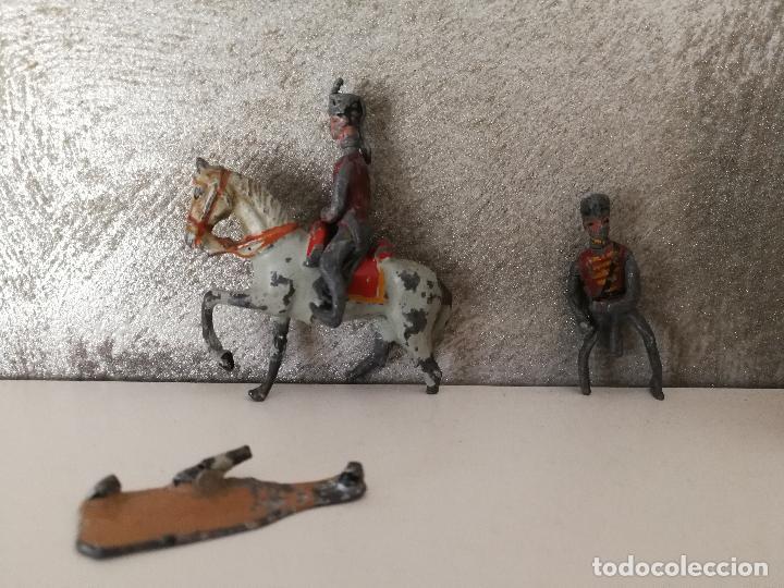 Juguetes Antiguos: HUSARES DE PAVIA CASANELLAS - Foto 4 - 126126395