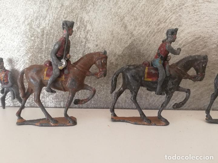 Juguetes Antiguos: HUSARES DE PAVIA CASANELLAS - Foto 8 - 126126395