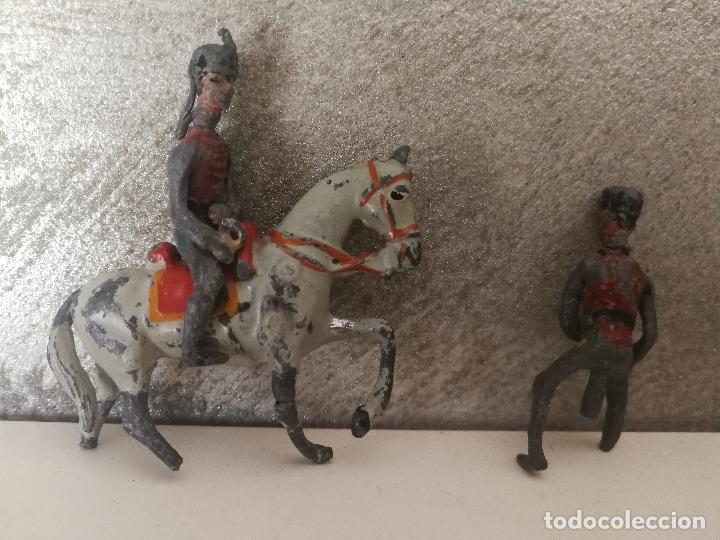 Juguetes Antiguos: HUSARES DE PAVIA CASANELLAS - Foto 9 - 126126395