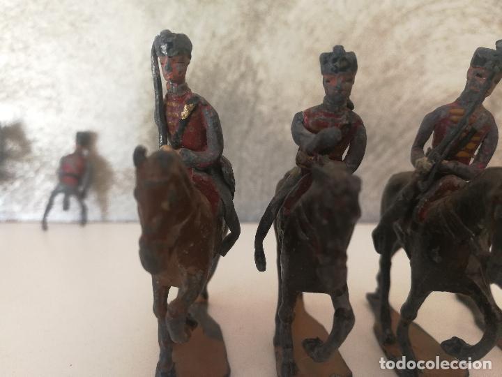 Juguetes Antiguos: HUSARES DE PAVIA CASANELLAS - Foto 11 - 126126395