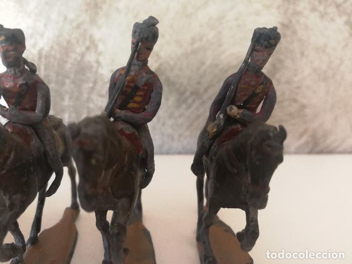 Juguetes Antiguos: HUSARES DE PAVIA CASANELLAS - Foto 12 - 126126395