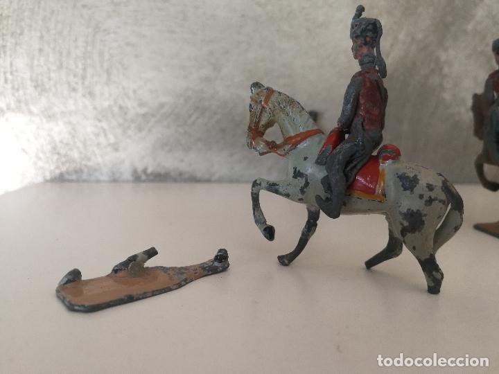 Juguetes Antiguos: HUSARES DE PAVIA CASANELLAS - Foto 20 - 126126395