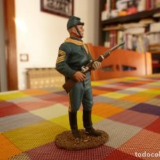 Juguetes Antiguos: FORT APACHE-SGT.O' ROURKE(WAR BOND)-ESCALE 1/30 METAL PAINTED-JOHN FORD. Lote 130648638