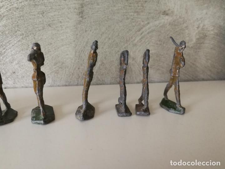 Juguetes Antiguos: LOTE ANTIGUOS SOLDADOS DE PLOMO ESPAÑOLES CAPELL EULOGIO CASANELLAS - Foto 12 - 131067528