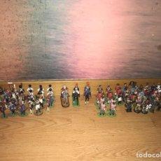 Juguetes Antiguos: LOTAZO DE SOLDADOS DE PLOMO VARIAS MARCAS VER FOTOS. Lote 131082273