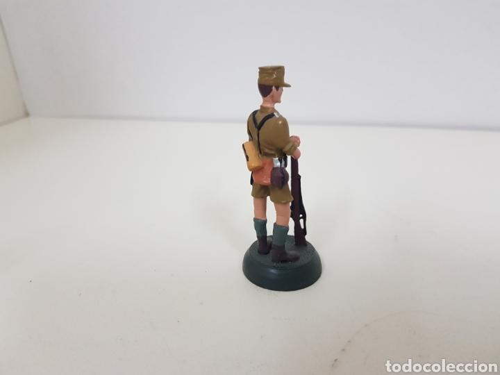 Juguetes Antiguos: Afrika Korps 1942 soldado de plomo Almirall - Foto 3 - 133224026